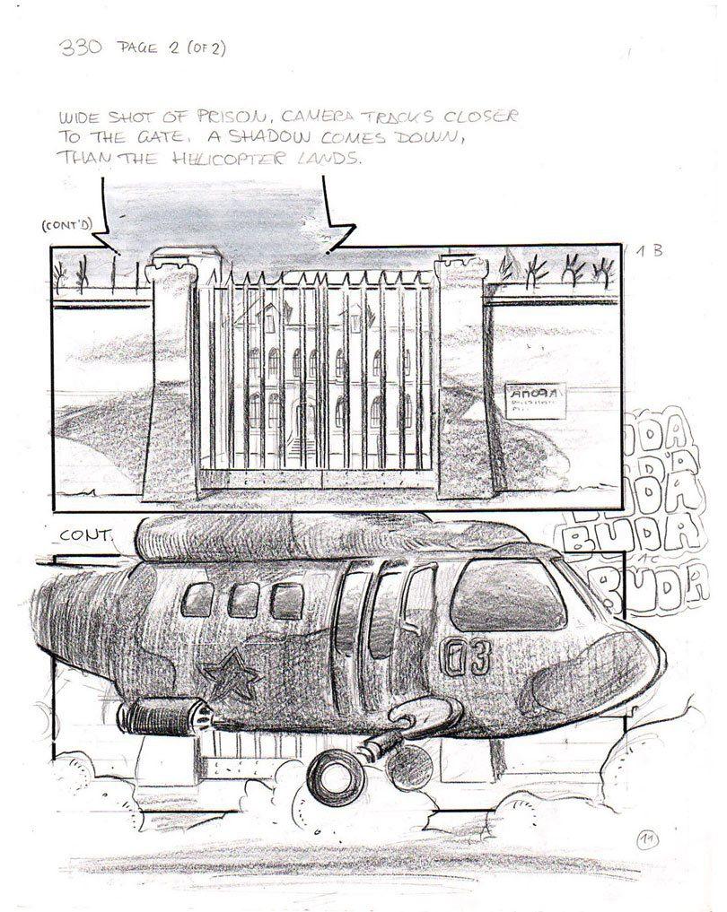Airforce One – Raymond Boy